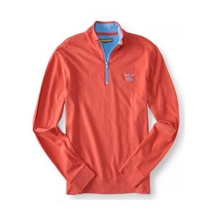 Aeropostale prince & fox pullover Sweater RED L
